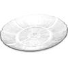 Carlisle Petal Mist® Plate 9 - Clear CFS 6956-807