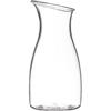 Carlisle Carafe .25 Liter - Clear CFS 7090007CS