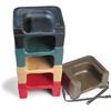 Carlisle Booster Seat w/ Safety Strap CFS 7111-401