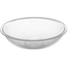 Carlisle Round Pebbled Bowl 19.2 oz - Clear CFS 720607CS