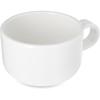 Carlisle Jumbo Soup Mug CFS 741002CS