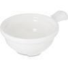 """Carlisle Handled Soup Bowl 12 oz, 5-5/16"""" - White CFS 742002CS"""