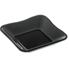 "Carlisle Square Scalloped Dish/Inset 5-1/2"" - Black CFS 793403CS"