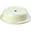 "Carlisle Polyglass Plate Cover 9-1/2"" to 10""  - Bone CFS 91040202CS"