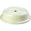 "Carlisle Polyglass Plate Cover 10-1/8"" to 10-1/2""  - Bone CFS 91055202CS"