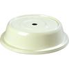 "Carlisle Polyglass Plate Cover 12"" to 12-1/4""  - Bone CFS 91095202CS"