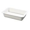 "Carlisle Coldmaster® 4"" Deep Full-Size Coldpan - White CFSCM104002CS"