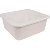 "Carlisle Coldmaster® 6"" Deep Two-Thirds Size Coldpan - White CFS CM104602CS"