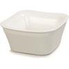 Carlisle Designer Coldmaster® 1 Qt Flared Square 1 qt - White-Pewter CFS CM1400440CS