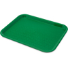 """Cafe® Fast Food Cafeteria Tray 10"""" x 14"""" - Green"""