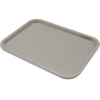 """Cafe® Fast Food Cafeteria Tray 12"""" x 16"""" - Gray"""