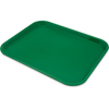 "Cafe® Fast Food Cafeteria Tray 14"" x 18"" - Green"