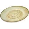 "Carlisle Gathering Melamine Charger Plate 12.5"" - Adobe CFS GA5501370CS"