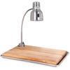 Carlisle Heat Lamp Sat Flex 1 Blb. with B&P CFS HL8185B00CS