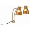 "Carlisle Heat Lamp Flx24""Arm with Clmp Gld CFS HL8185GC00CS"