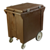 Carlisle Cateraide Ice Caddy - Brown CFS IC222001CS