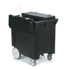 Carlisle Cateraide Ice Caddy - Black CFS IC222003CS