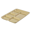 Carlisle Right-Hand Polypropylene Tray CFSP614R25CS