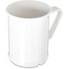 Carlisle 9.6 oz. White Mug CFS PCD79602CS