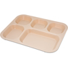 Carlisle 5-Compartment Tray CFS PCD80125