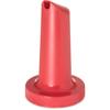 """Carlisle PourPlus Store 'N Pour® Spout 3-1/2"""" - Red CFS PS20405CS"""