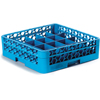Carlisle OptiClean™ Compartment Cup Rack with 1 Open Extender CFS RC20-114CS
