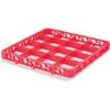 Carlisle OptiClean™ Divided Glass Rack Extender CFS RE16C05