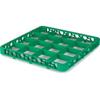 Carlisle OptiClean™ Divided Glass Rack Extender CFS RE16C09