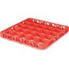 Carlisle OptiClean™ Divided Glass Rack Extender CFS RE25C24
