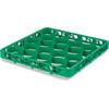 Carlisle OptiClean™ NeWave™ Short Glass Rack Extender CFS REW20SC09
