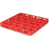 Carlisle OptiClean™ NeWave™ Short Glass Rack Extender CFS REW20SC24