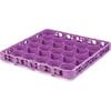 Carlisle OptiClean™ NeWave™ Short Glass Rack Extender CFS REW30SC89