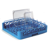 Carlisle OptiClean™ Food Pan/Insulated Meal Delivery Tray Rack CFS RFP14CS