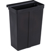 Janitorial Carts, Trucks, and Utility Carts: Carlisle - Trash Container for Service Cart (SBC230)