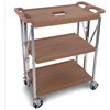 Janitorial Carts, Trucks, and Utility Carts: Carlisle - Fold 'N Go® Cart