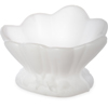 Carlisle Ice Sculptures Clam Shell - White CFS SCL102CS