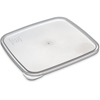 plastic containers: Carlisle - StorPlus™ 2-4 qt See Thru Lid