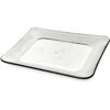 """Carlisle Terra Rectangular Platter 19.75"""" x 14.75"""" - Smoke CFSTRA0118CS"""
