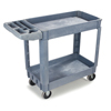 Janitorial Carts, Trucks, and Utility Carts: Carlisle - Bin Top Utility Carts