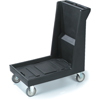 Carlisle Cateraide Universal Dolly - Black CFSUD172603CS