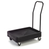 Carlisle Cateraide Xt Dolly with Handle (For Xt3000R) - Black CFSXDL3000H03CS