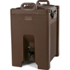 Carlisle Cateraide Beverage Server 10 Gal - Brown CFS XT1000001CS