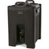 Carlisle Cateraide Beverage Server 10 Gal - Black CFS XT1000003CS