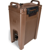 Carlisle Cateraide Beverage Server 5 Gal - Brown CFS XT500001CS