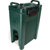 Carlisle Cateraide Beverage Server 5 Gal - Forest Green CFS XT500008CS