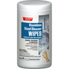 cleaning chemicals, brushes, hand wipers, sponges, squeegees: Chase Products - Champion Wipe On Stainless Steel Wipes