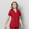 scrubs: WonderWink - Women's Mock Wrap Top