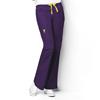 workwear womens pants: WonderWink - Romeo - 6-Pocket Flare Leg Pant