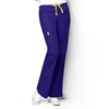 workwear XL: WonderWink - Romeo - 6-Pocket Flare Leg Pant