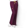 workwear pants: WonderWink - Romeo - 6-Pocket Flare Leg Pant